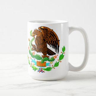 Mexican Eagle Logo Mug