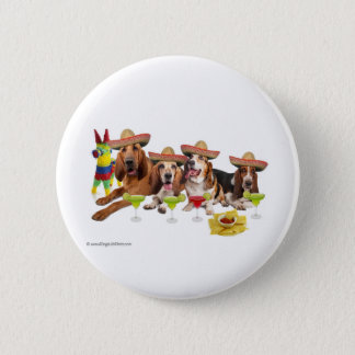 Mexican Fiest 6 Cm Round Badge
