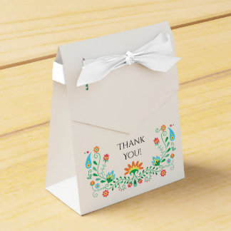 Mexican Fiesta Party Favor Box Party Favour Boxes