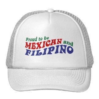 Mexican Filipino Mesh Hat