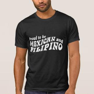 Mexican Filipino T Shirt