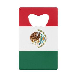 Mexican Flag Beer Bottle Opener