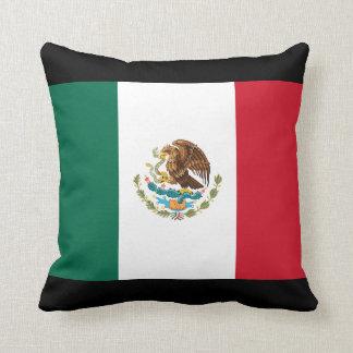 Mexican Flag Cushion