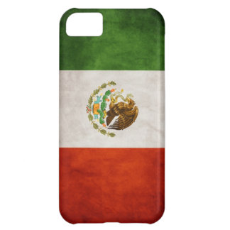 Mexican Flag Designs iPhone 5C Cover
