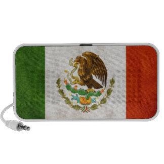 Mexican Flag Designs Speaker
