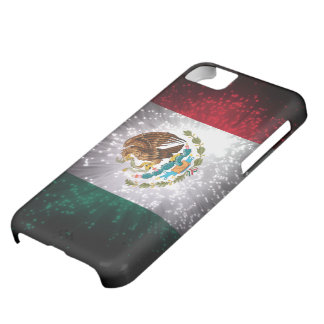 Mexican Flag Firework iPhone 5C Cover