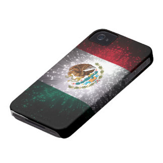 Mexican Flag Firework iPhone 4 Covers