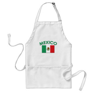 Mexican Flag (Green) Standard Apron