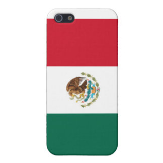 Mexican Flag Hard Shell Case for iPhone 4/4S iPhone 5/5S Case