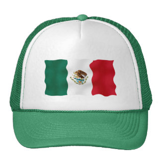 Mexican Flag - Hat