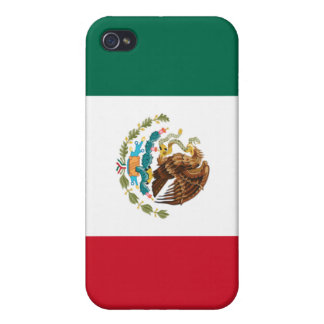 Mexican Flag iPhone 4 Case