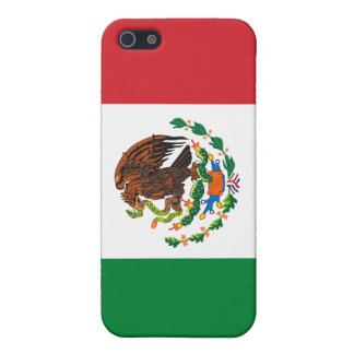 Mexican Flag iPhone 5/5S Case