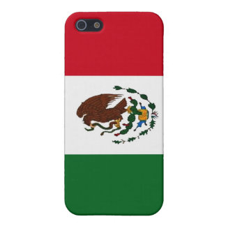 Mexican flag iPhone 5/5S cover