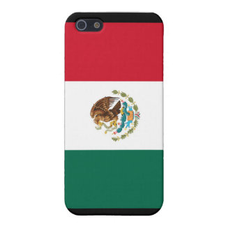 Mexican Flag iPhone 5 Cases