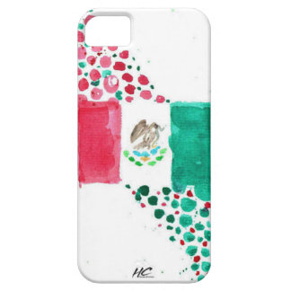 Mexican flag iPhone 5 covers