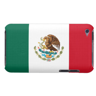 Mexican Flag iPod Case iPod Touch Case