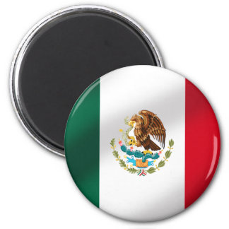 Mexican flag of Mexico Tees and gifts Refrigerator Magnet