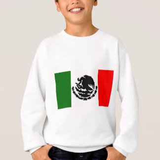 Mexican Flag Sweatshirt