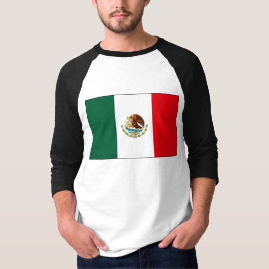 Mexican Flag T-shirts and Gifts