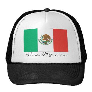 mexican flag, Viva Mexico Cap