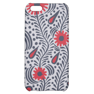 Mexican flowers iPhone 5C case