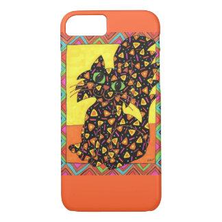 Mexican Folk Art Cat iPhone 7 Case