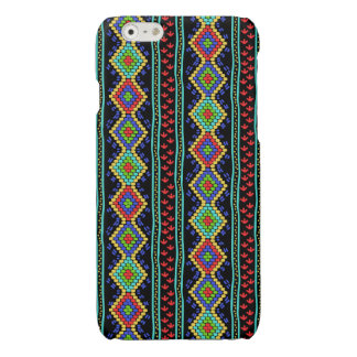 Mexican Folk Art - Embroidery - iPhone Case - 6/6s iPhone 6 Plus Case