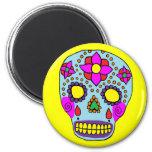 Mexican Folk Art Sugar Skull