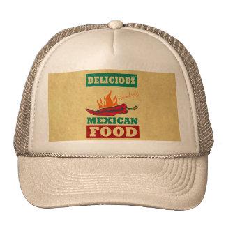 Mexican Food Cap