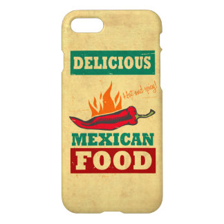 Mexican Food iPhone 7 Case