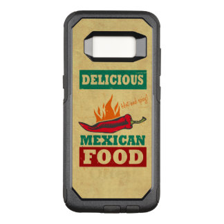 Mexican Food OtterBox Commuter Samsung Galaxy S8 Case