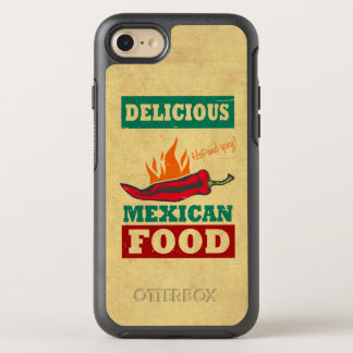 Mexican Food OtterBox Symmetry iPhone 7 Case