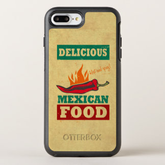 Mexican Food OtterBox Symmetry iPhone 7 Plus Case