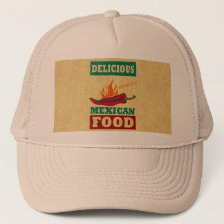 Mexican Food Trucker Hat