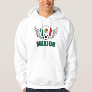 Mexican Football Crest Hoodie
