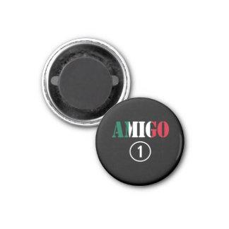 Mexican Friends : Amigo Numero Uno Magnet
