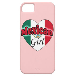 Mexican Girl iPhone 5 Cover