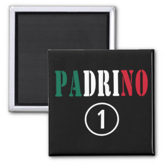 Mexican Godfathers Padrino Numero Uno Magnets
