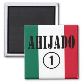 Mexican Godsons : Ahijado Numero Uno Fridge Magnets