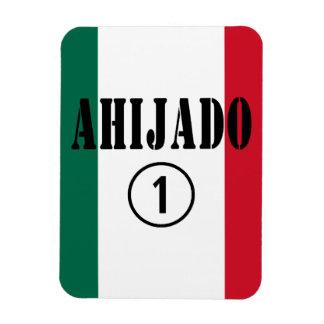 Mexican Godsons Ahijado Numero Uno Flexible Magnet