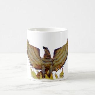 Mexican golden eagle mugs