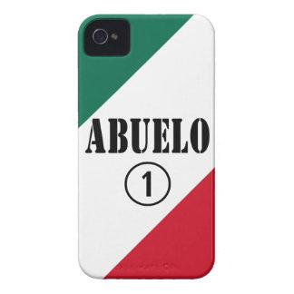 Mexican Grandfathers : Abuelo Numero Uno iPhone 4 Cover