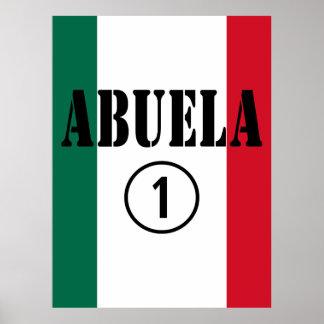 Mexican Grandmothers : Abuela Numero Uno Poster