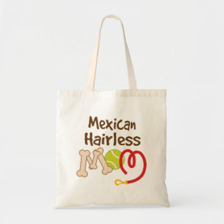 Mexican Hairless Dog Breed Mom Gift Budget Tote Bag