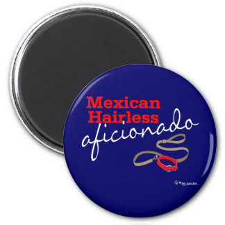 Mexican Hairless Refrigerator Magnet
