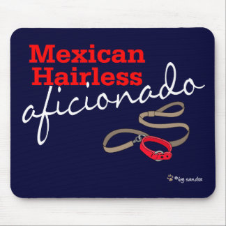 Mexican Hairless Mouse Pad