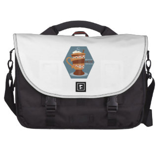 Mexican Hot Chocolate Laptop Bag