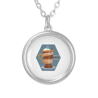 Mexican Hot Chocolate Personalized Necklace