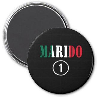 Mexican Husbands : Marido Numero Uno 7.5 Cm Round Magnet