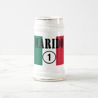 Mexican Husbands : Marido Numero Uno Coffee Mug